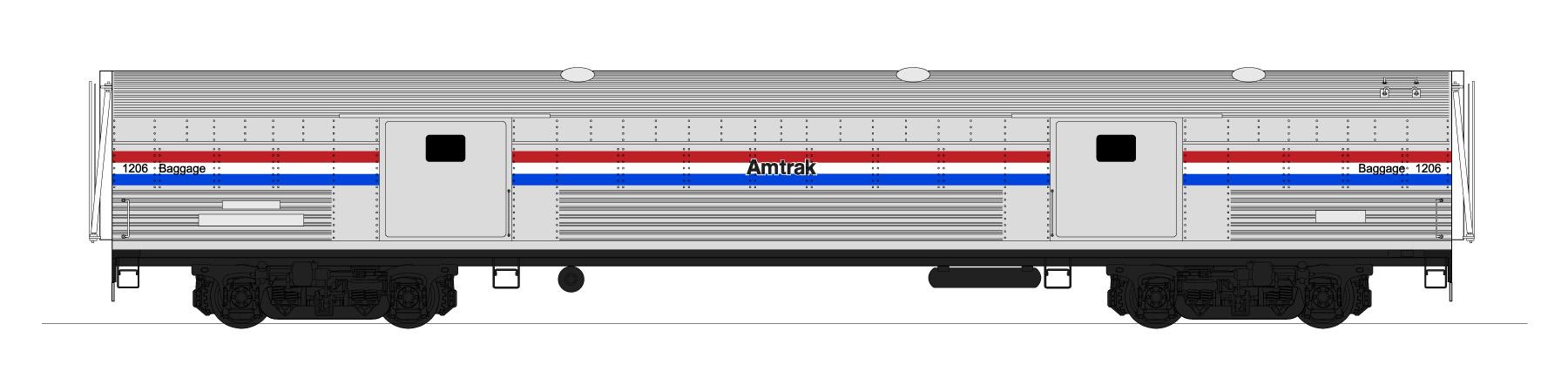 1800x434 Amtrak Train Clipart