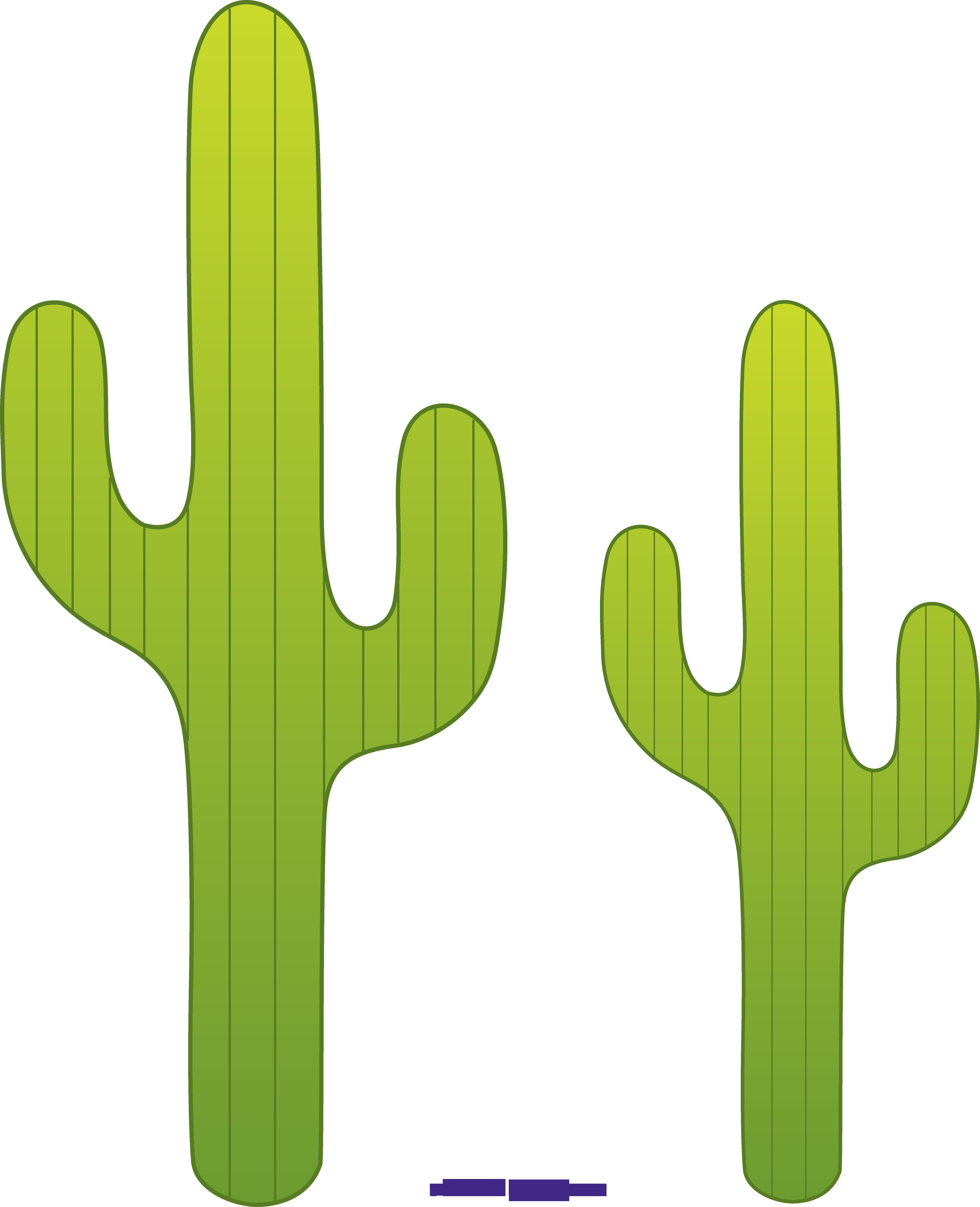 5702x7020 Cacti Clipart