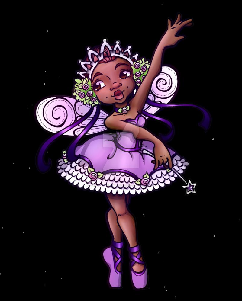 801x997 Sugar Plum Fairy By Danikamorningstar