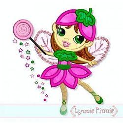 250x250 Sugarplum Fairy Applique
