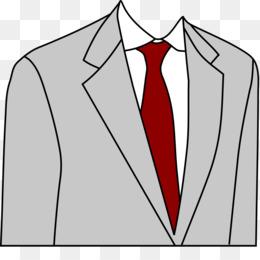 260x260 Suit Necktie Clip Art