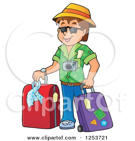 450x470 Royalty Free (Rf) Suitcase Clipart, Illustrations, Vector Graphics