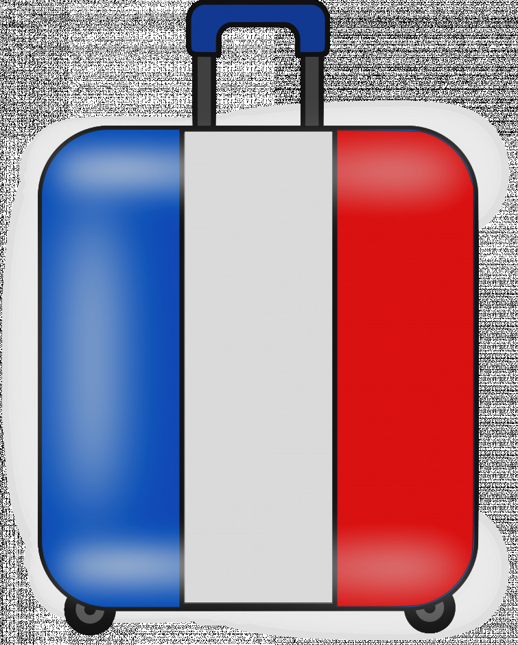 755x940 Awesome Of Suitcase Clip Art Brown Clipart Image Gallery