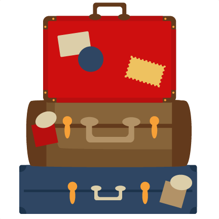 432x432 Nice Luggage Clipart Suitcase