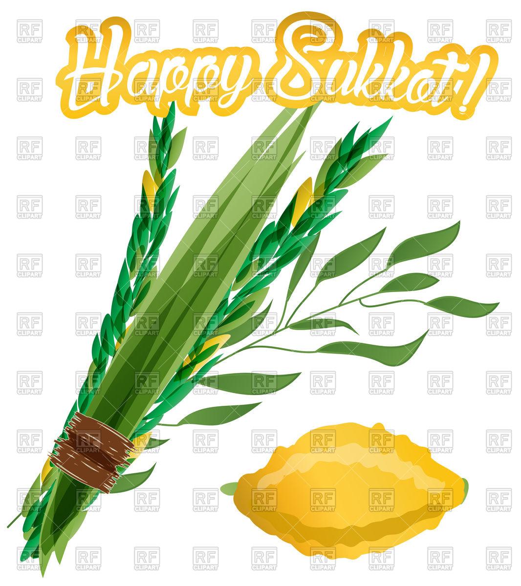 1066x1200 Symbol Of Sukkot, Four Species