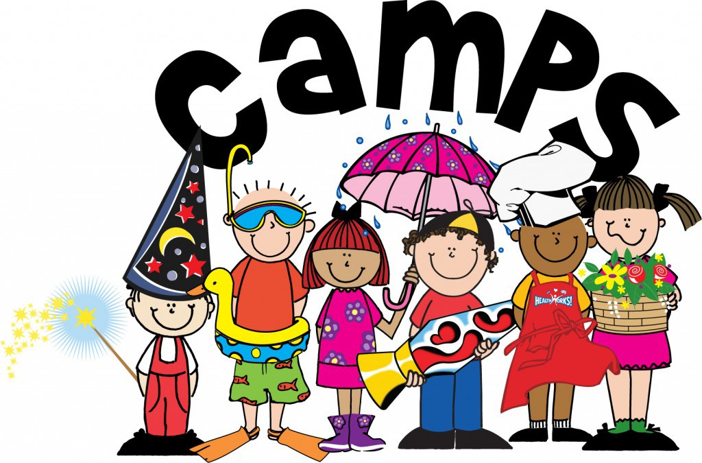 1024x675 Summer Camp Pictures Clip Art