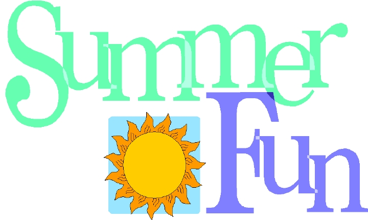 720x430 Summer Fun Clip Art Summer Clipart Summer Fun Pencil And In Color