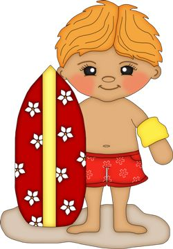 Summer Clipart For Kids
