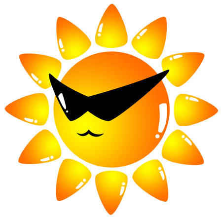 450x444 5 Places To Find Free Summer Clip Art For Your Projects