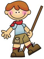 155x207 Camping Clipart Kid