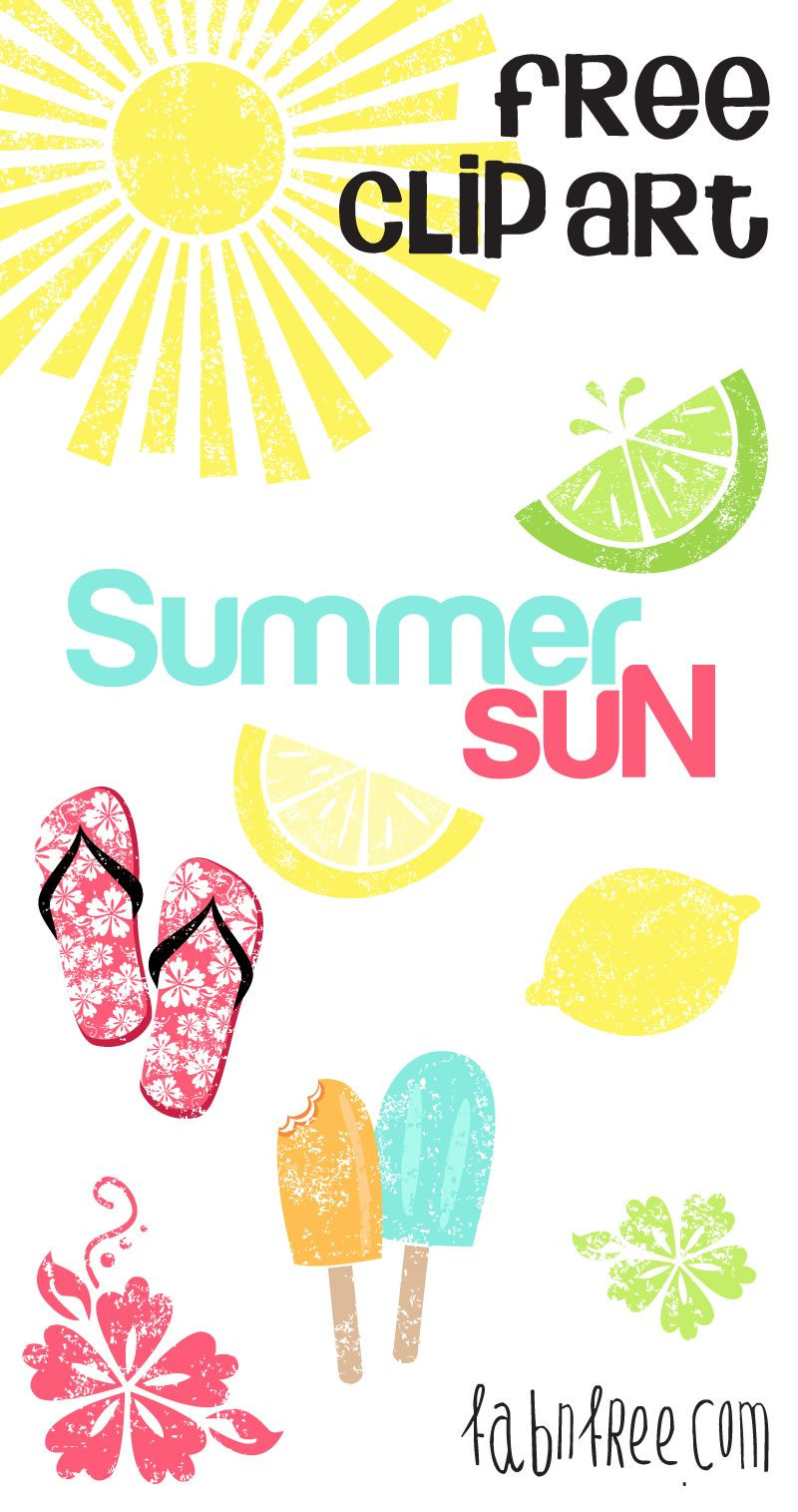 800x1515 Free Summer Clipart Images Transitionsfv