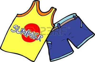 Summer Clothes Clipart at GetDrawings.com | Free for ...