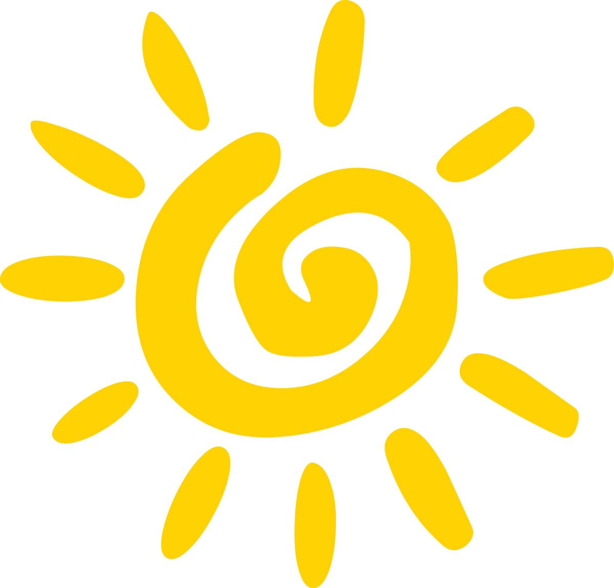 1199x1148 Clip Art Clip Art Of Summer