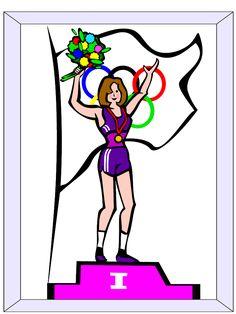 236x314 Olympic Games Theme Activities For Preschool, Pre K