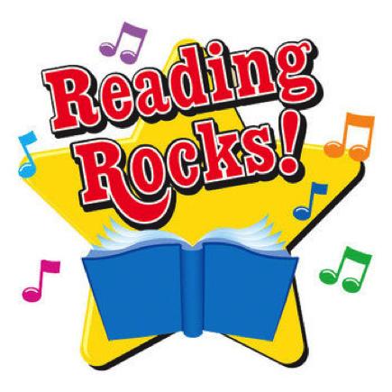 435x435 Summer Reading Rocks Here