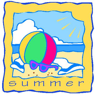 Summer Scene Clipart