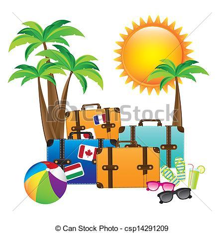 Summer Vacation Clipart At GetDrawings