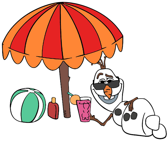 Summer Time Clipart Images Gallery
