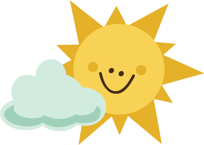 sun and clouds clipart at getdrawings com free for personal use rh getdrawings com clouds and sun background clipart Sun Clip Art