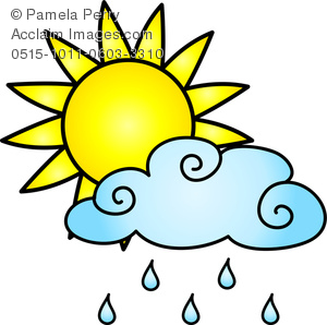 300x298 Incredible Design Rain Cloud Clipart Clip Art Image Of A Sun