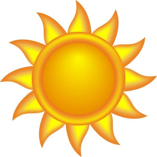 600x600 Collection Of Sun Clipart Hd Images High Quality, Free