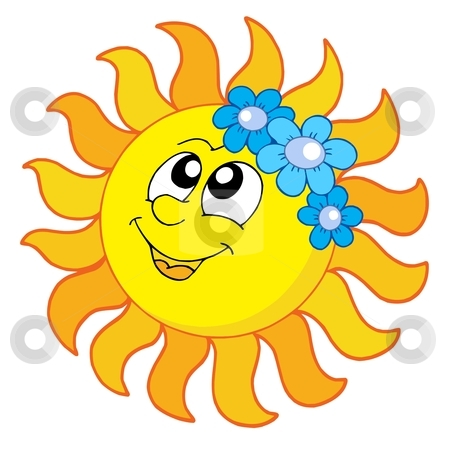 450x450 Happy Sunshine Clipart