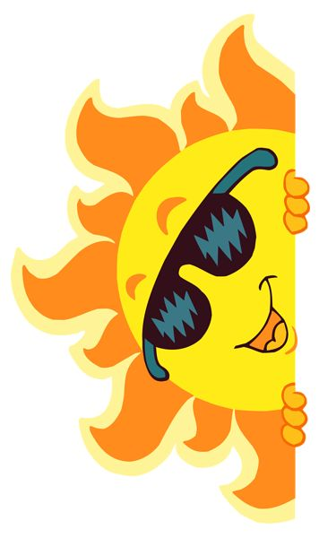 356x600 Free Summer Clip Art Pictures