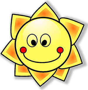 300x306 Modern Decoration Free Clip Art Sunshine Clipart Pictures