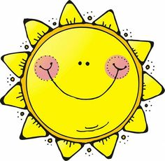 236x230 Cute Sun Clipart