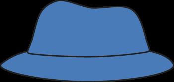 350x166 Hat Clip Art