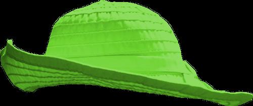 500x211 Sun Hat Green By Clipartcotttage