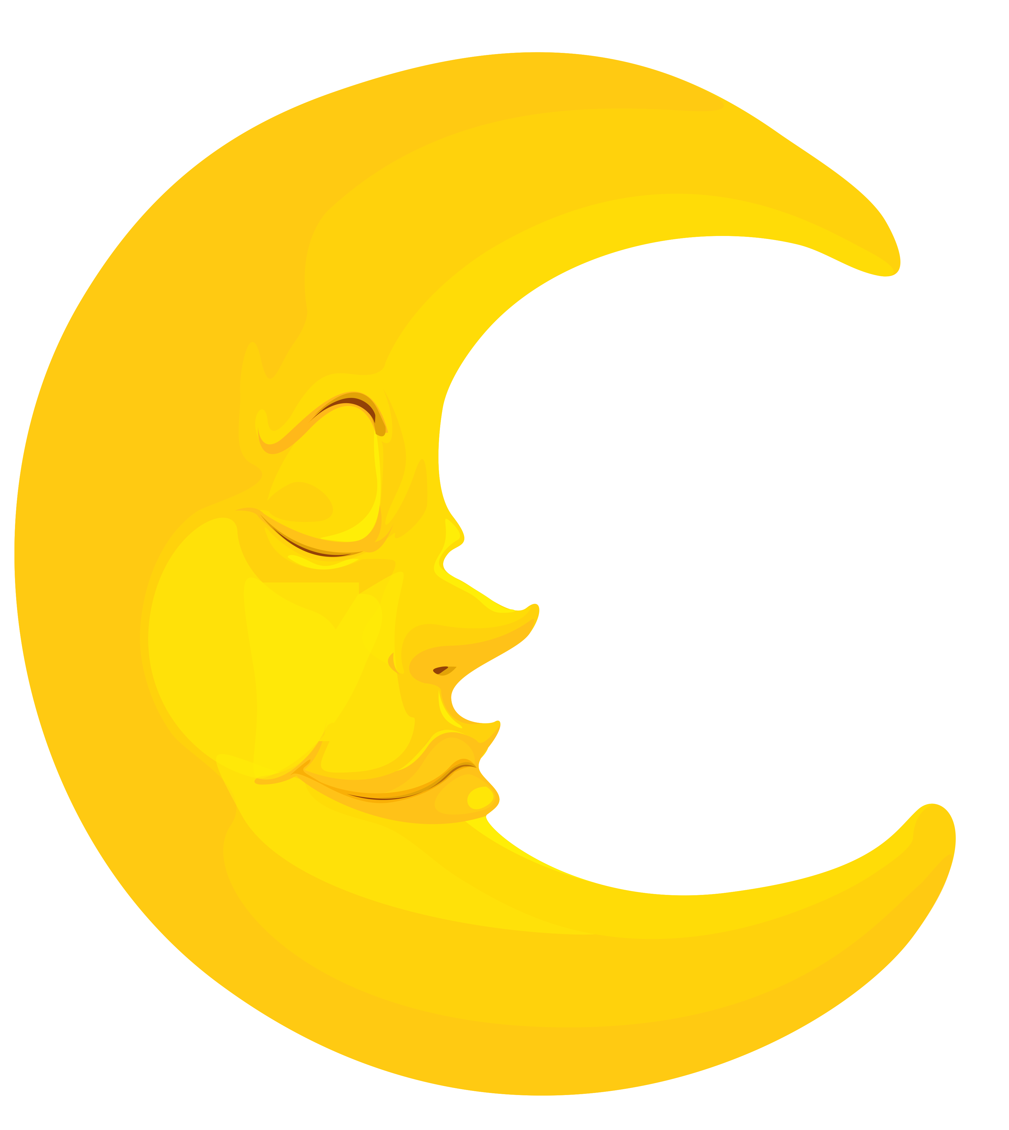 3431x3845 Moon Clip Art Free Free Clipart Images 2