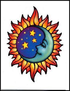 236x305 Sun Moon And Stars Clip Art Campp Painting Ideas