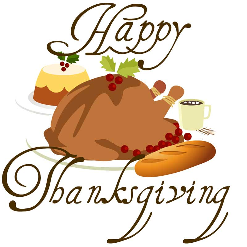 800x800 Free Happy Thanksgiving Clip Art Free Collection Download