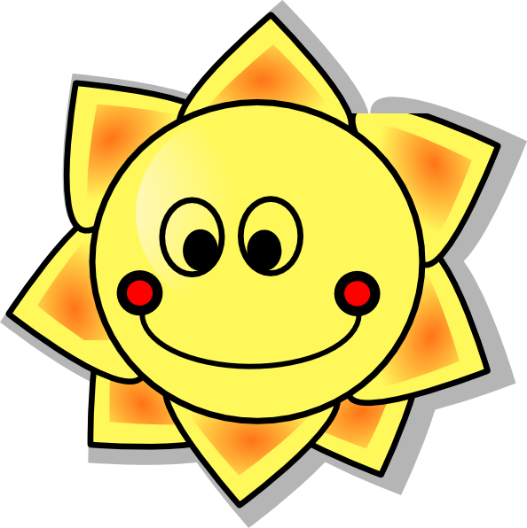 594x596 Collection Of Mr Sun Clipart High Quality, Free Cliparts