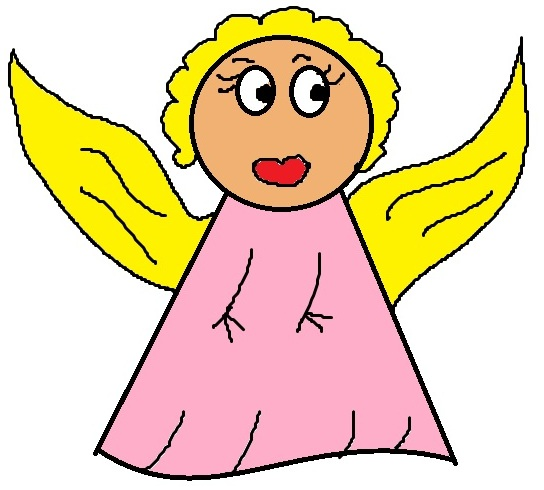 544x490 Displaying Christmas Angel Clipart Clipartmonk