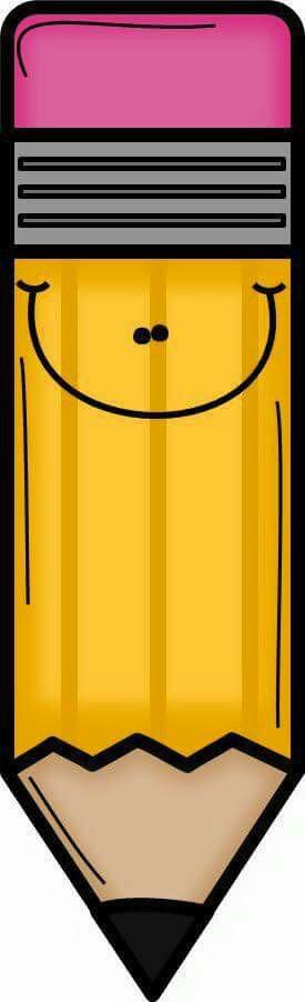 275x902 Pencil Teacher School, Clip Art And Teacher
