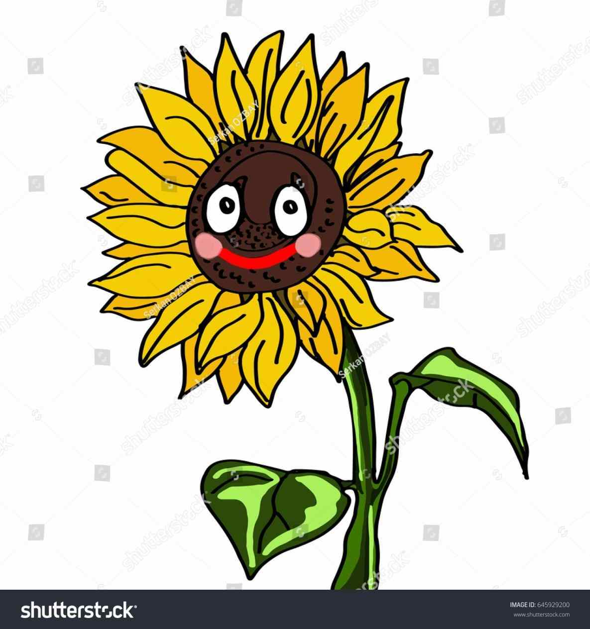 1185x1264 Png Image Library Png Cute Sunflowers Clipart Image Clip Art