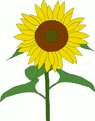 Sunflower Clipart at GetDrawings.com | Free for personal ...