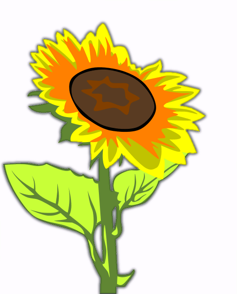 Sunflower Clipart at GetDrawings com | Free for personal use