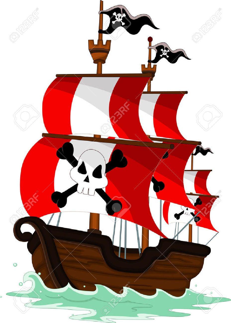 Sunken Ship Clipart