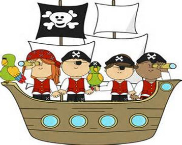 358x285 Collection Of Pirate Ship Clipart For Kids High Quality