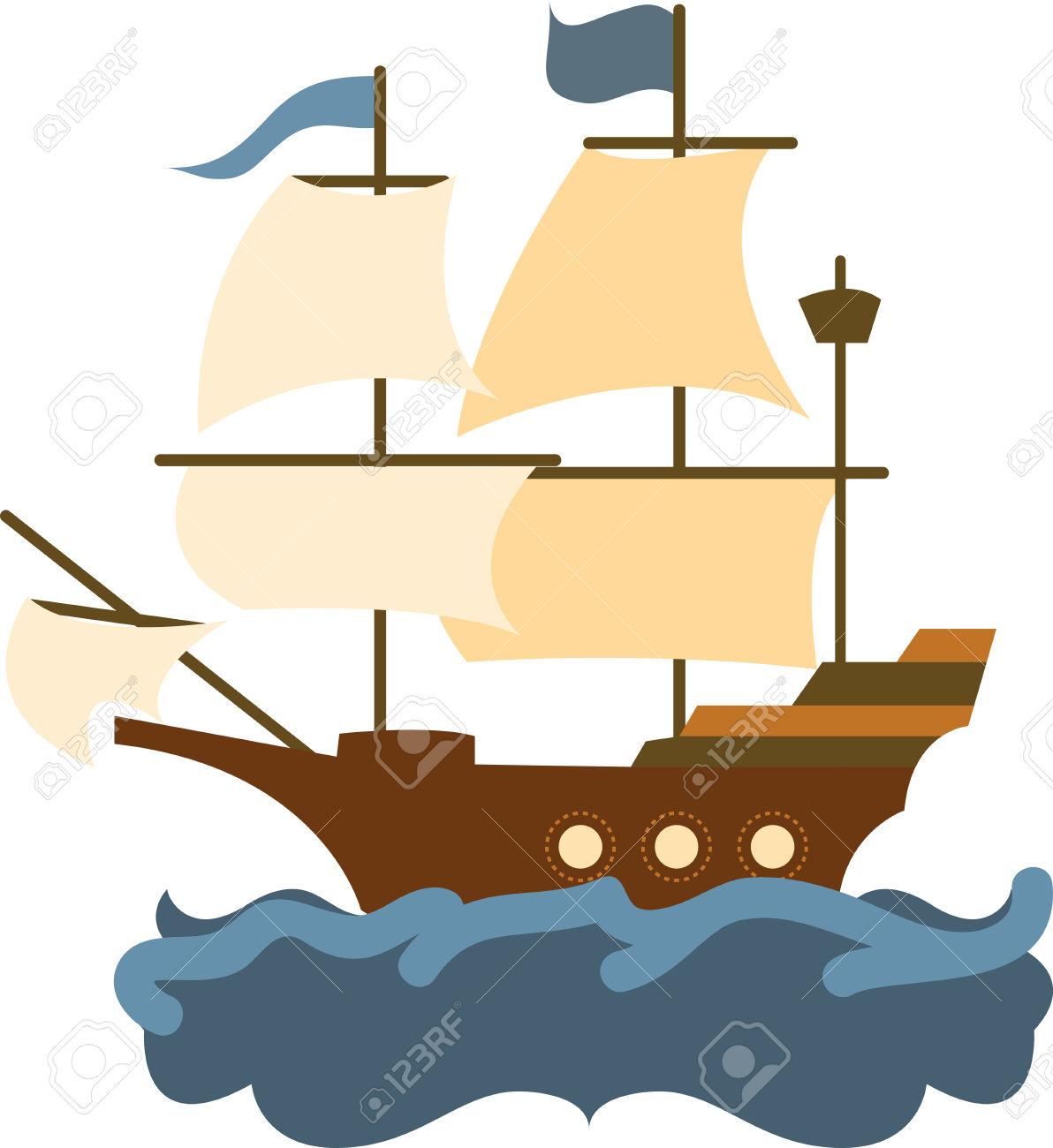 1192x1300 Sunken Ship Drawing