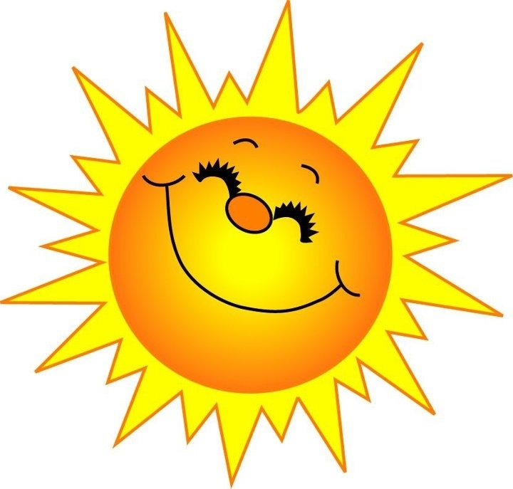 720x687 Sunny Weather Clipart