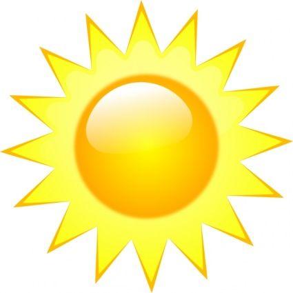 425x425 Sunny Day Clipart Desktop Backgrounds