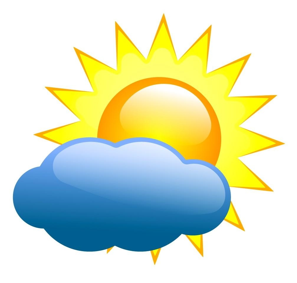 1007x959 Weather Clipart