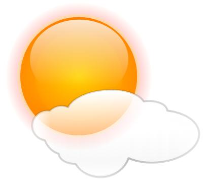 404x359 Free Cloud Clipart