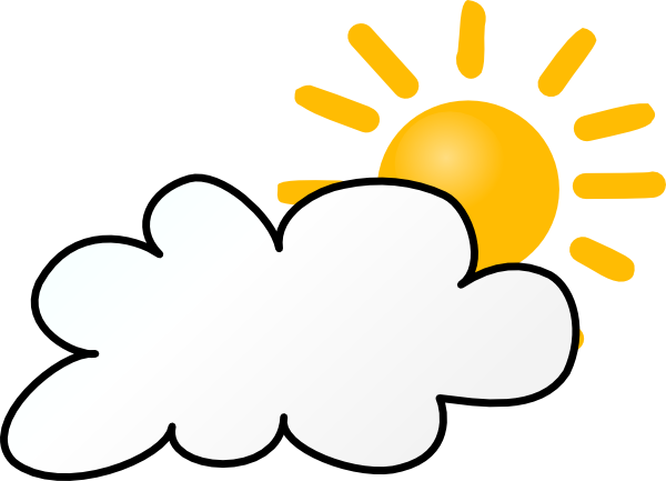 600x433 Animated Weather Clipart Collection