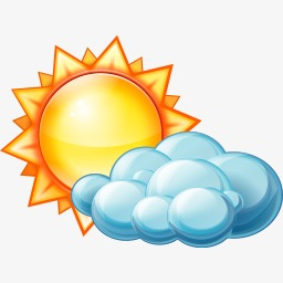 256x256 Weather Forecast, The Weather, Forecast, Partly Cloudy Png Image