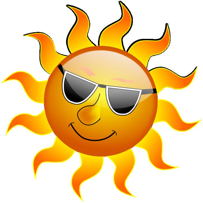 700x700 Sunny Clip Art Sun Clipart Graphics Of Suns Sunny Weather Sun